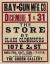Claes Oldenburg The Store